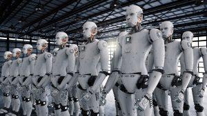 Robotisering laat aantal banen in financiële dienstverlening dalen